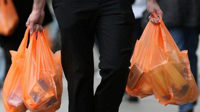Las bolsas de plástico y el medio ambiente