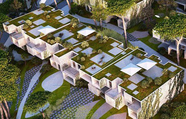 Arquitectura modular bioclimática