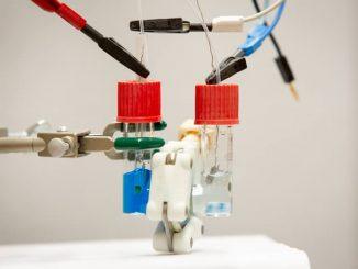 Azul de metileno para alimentar baterías