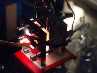 Nueva batería de flujo solar