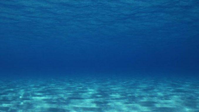 El fondo marino