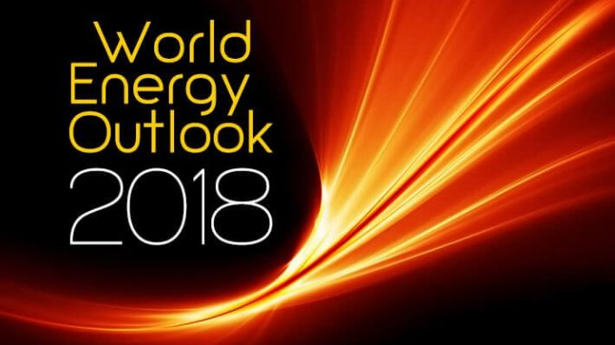 AIE lanzó WEO y expresó que 2018 es el año de la electricidad