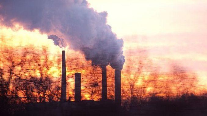 Emisiones de efecto invernadero récord