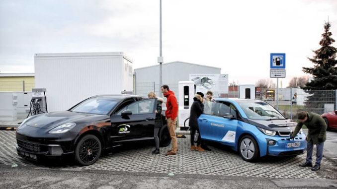 Nuevo cargador para vehículos eléctricos. FastCharge