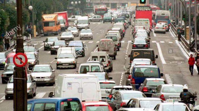 Madrid reduce el tráfico con la prohibición de vehículos contaminantes