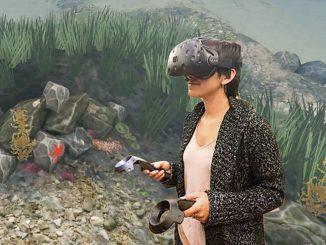 VR Para Probar la Experiencia de Acidificación del Océano