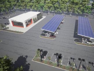 Cobertura 100% Para Europa de Tesla Supercharger en 2019