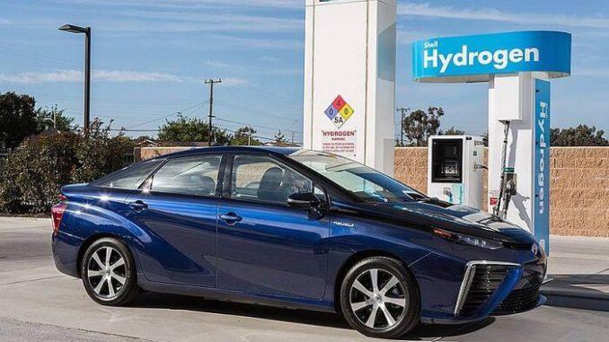 Buscando coches de hidrógeno más eficientes