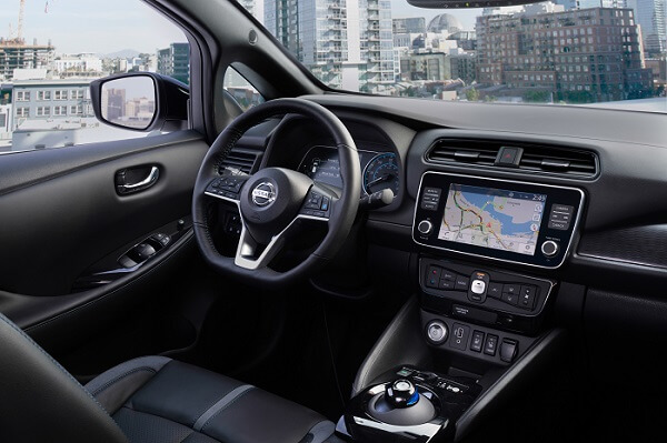 Nuevo Nissan Leaf e+