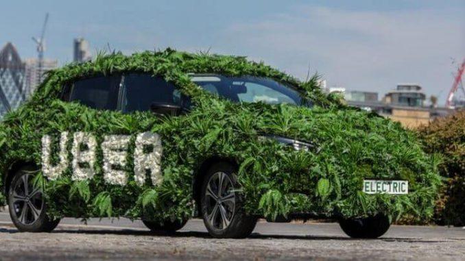 """Uber agrega """"tarifa de aire limpio"""" en Londres para ayudar a los conductores a actualizarse a automóviles eléctricos"""