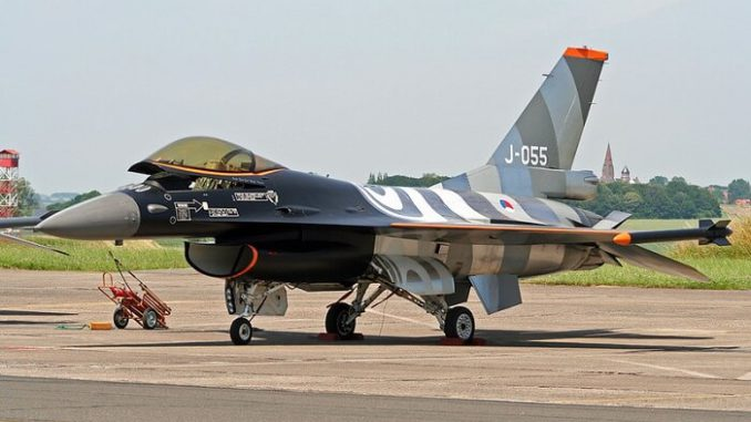 Ministerio de Defensa holandés implementa biocombustible en la aviación