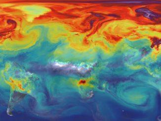 Mayor calentamiento aumenta la contaminación del aire