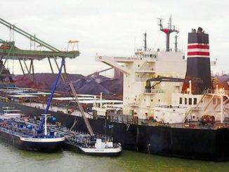 El biocombustible bunker sostenible producido por la compañía holandesa GoodFuels se entregó exitosamente a un granelero fletado por la compañía minera internacional BHP