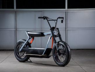Scooter eléctrica Harley DavisonScooter eléctrica Harley Davison