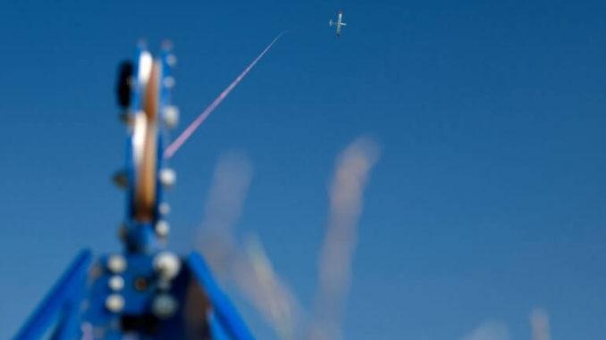 AWES con kites y drones para generar energías renovables