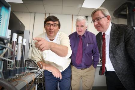 NUI Galway abre laboratorio de investigación de biocombustibles