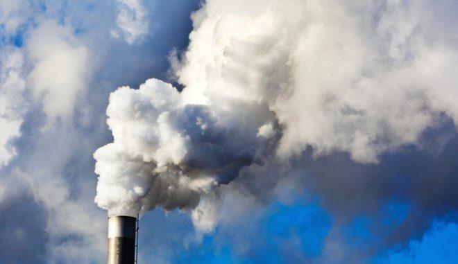 El dióxido de carbono a niveles récord en al menos 800000 años