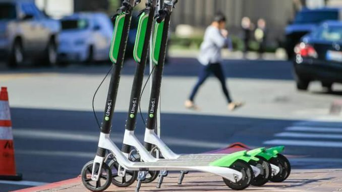 Scooters eléctricos ¿Son verdaderamente climate-friendly?