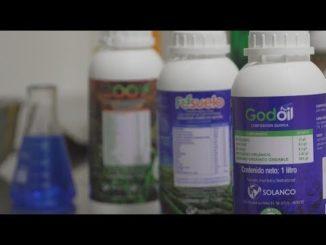 Godoil un producto para limpiar de manera segura derrames de petróleo