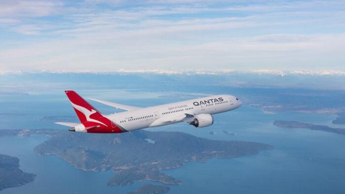 Qantas y su compromiso con la aviación sostenible