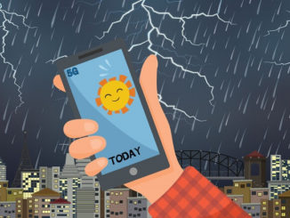 5G vs Meteorólogos