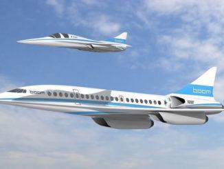 Boom probará combustible SAF en el XB-1
