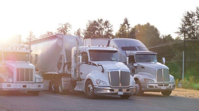 Camiones ADM con 100% de biodiesel