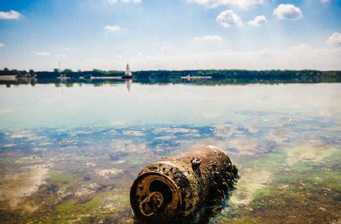 La contaminación del agua: tipos, fuentes y efectos producidos