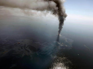 Deepwater Horizon. Petróleo invisible