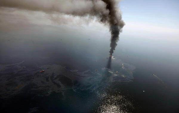 Deepwater Horizon. Petróleo invisible