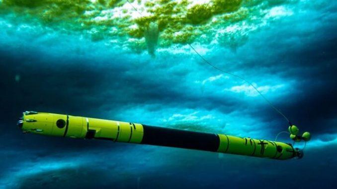 Icefin, un robot submarino, realizó un viaje increíble debajo de un glaciar derritiéndose en la Antártida.