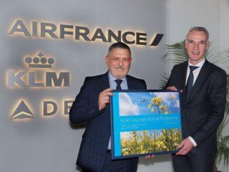 Lavazza se une al programa de KLM