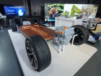 Nueva plataforma y batería para vehículos eléctricos de GM