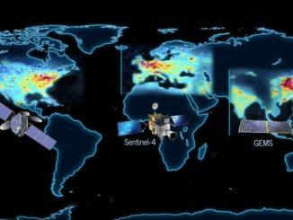 Nuevos satélites permitirán monitorear la contaminación del aire cada hora desde el espacio