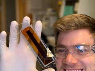 Nuevas células fotovoltaicas de interior