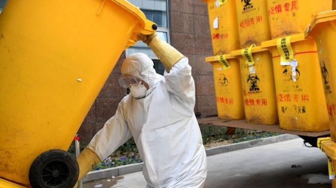 La pandemia de COVID-19 genera mucha basura