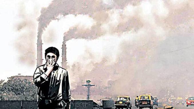 La pandemia de COVID-19 podría ser peor para algunas personas por la contaminación del aire