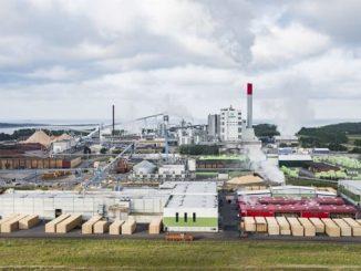 Södra logra la primera planta del mundo de biometanol sin fósiles