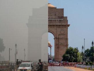 Mejoró la calidad del aire en 9 ciudades importantes por el confinamiento