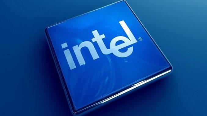 Intel 100% renovable