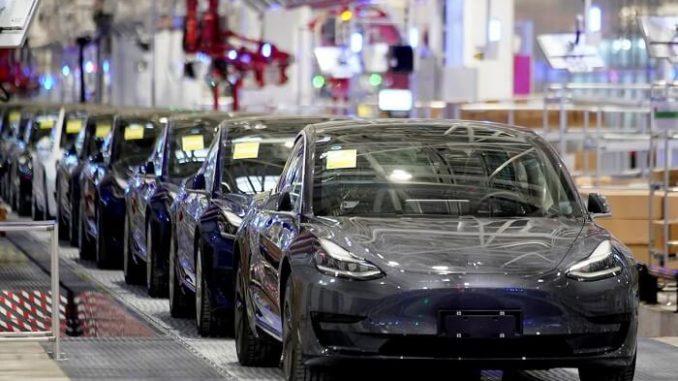 Nuevas baterías del millón de millas de para Tesla