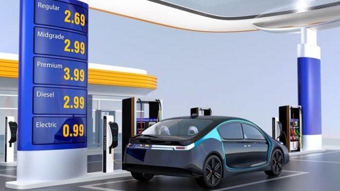 Estaciones de servicio proporcionarán carga a los vehículos eléctricos en Alemania