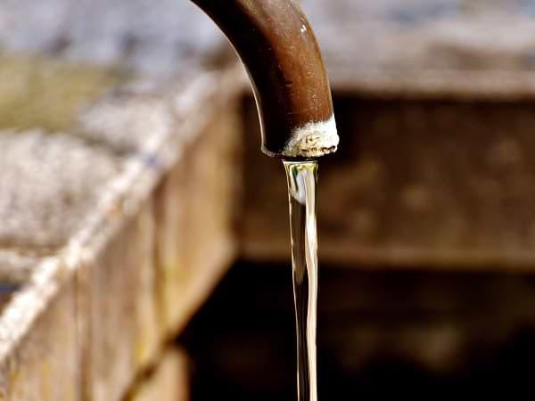 No malgastes el agua