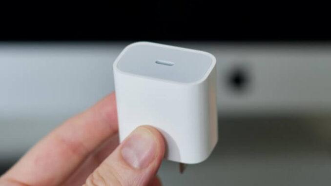 Apple remueve el adaptador de energía USB de sus Apple Watch