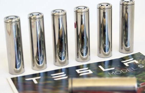 Baterías sin cátodos de cobalto para los EV de Tesla
