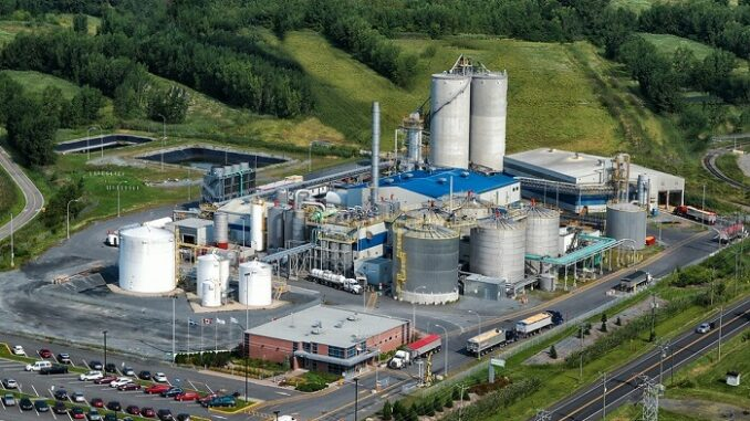 Hay una serie de soluciones técnicas para transformar una planta de biocombustible en una biorrefinería
