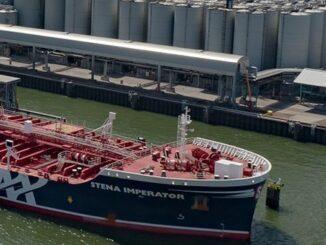 ExxonMobil prueba el primer combustible de biocombustible marino
