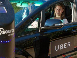 100% vehículos eléctricos para Uber