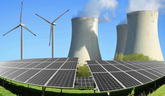 Dos son multitud: la energía nuclear y las energías renovables no se mezclan