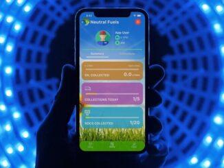 Nueva app de Neutral Fuels para la recolección de ACU
